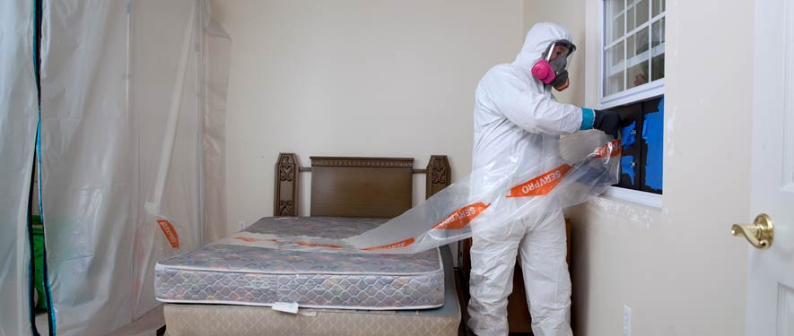 Erie, PA biohazard cleaning